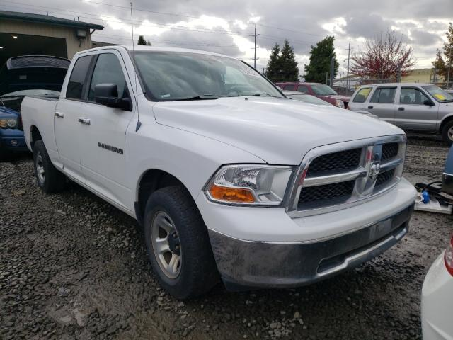 Salvage trucks for sale at Eugene, OR auction: 2011 Dodge RAM 1500