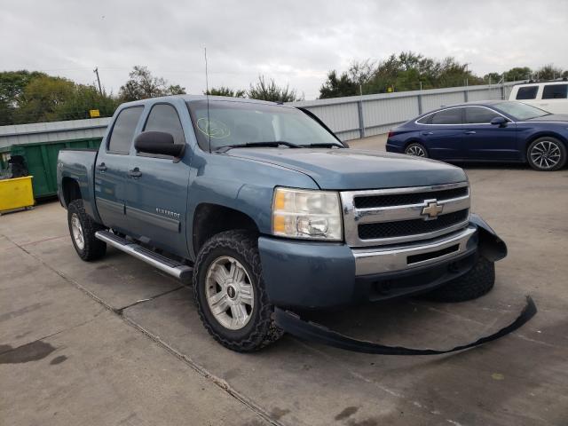 Vehiculos salvage en venta de Copart Wilmer, TX: 2010 Chevrolet Silverado