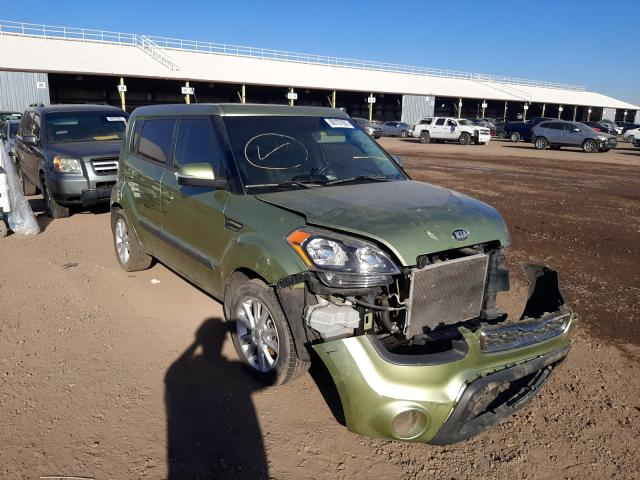 Salvage cars for sale from Copart Phoenix, AZ: 2013 KIA Soul +