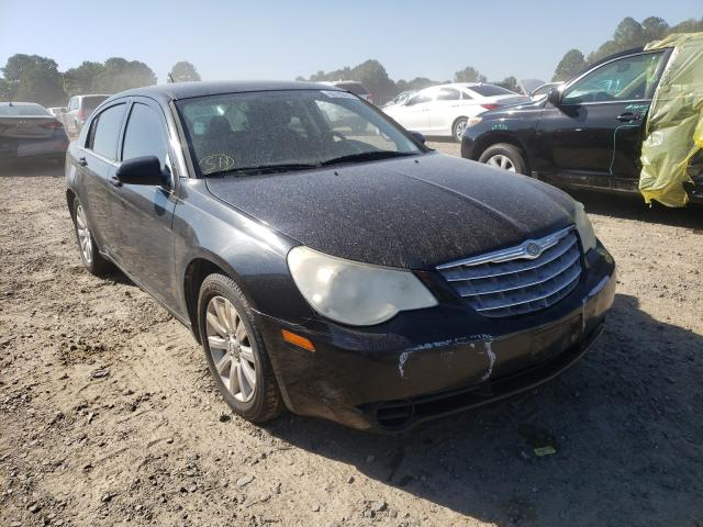Salvage cars for sale at Conway, AR auction: 2010 Chrysler Sebring LI