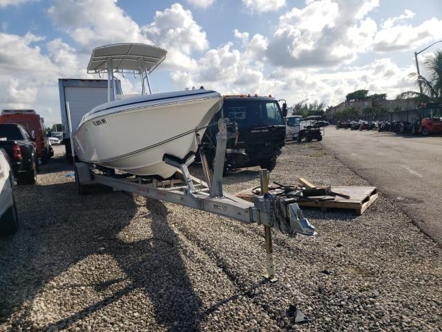 Salvage boats for sale at Opa Locka, FL auction: 2005 Fountain Boat