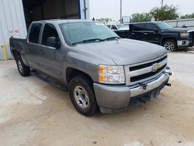 Salvage cars for sale from Copart Abilene, TX: 2007 Chevrolet Silverado