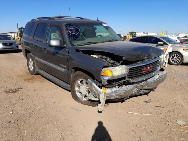 Salvage cars for sale at Phoenix, AZ auction: 2002 GMC Yukon