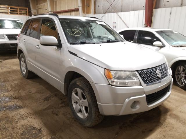 Suzuki Grand Vitara salvage cars for sale: 2009 Suzuki Grand Vitara