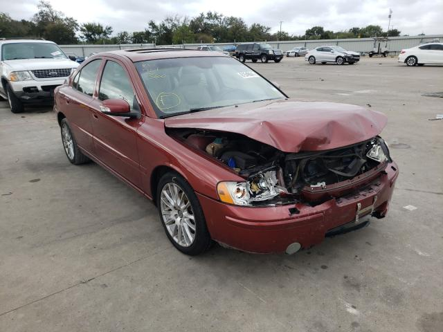 Vehiculos salvage en venta de Copart Wilmer, TX: 2008 Volvo S60 2.5T
