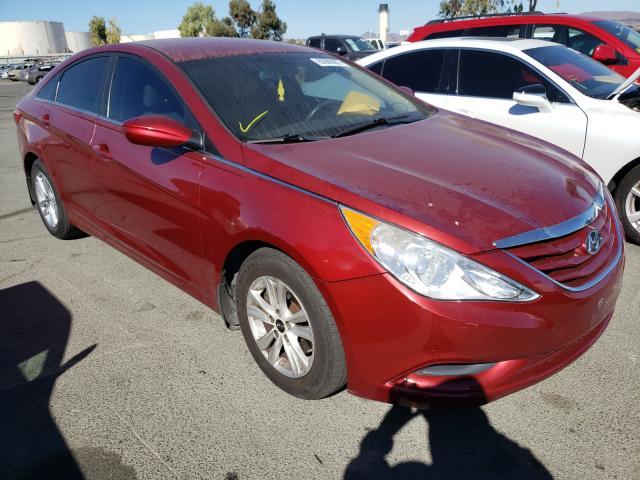Vehiculos salvage en venta de Copart Martinez, CA: 2012 Hyundai Sonata GLS