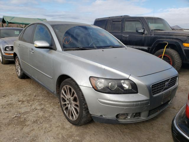 Salvage cars for sale from Copart San Martin, CA: 2006 Volvo S40 T5