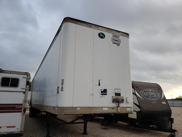 Great Dane Trailer salvage cars for sale: 2006 Great Dane Trailer