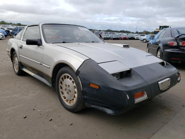 Datsun salvage cars for sale: 1984 Datsun 300ZX