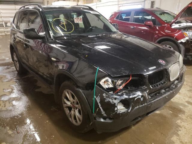 2010 BMW X3 XDRIVE3 en venta en Casper, WY