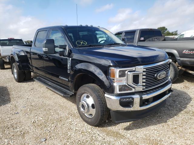Vehiculos salvage en venta de Copart Wilmer, TX: 2021 Ford F350 Super