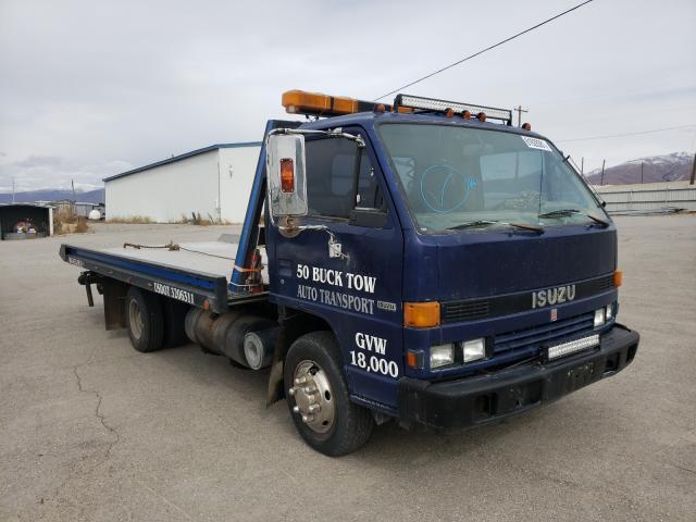 Isuzu salvage cars for sale: 1992 Isuzu NPR