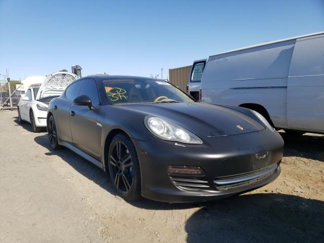 Salvage cars for sale from Copart San Martin, CA: 2011 Porsche Panamera S