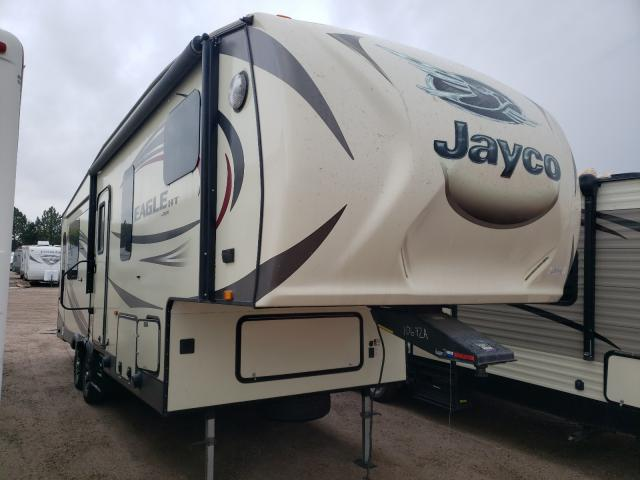 Jayco salvage cars for sale: 2016 Jayco Eagle