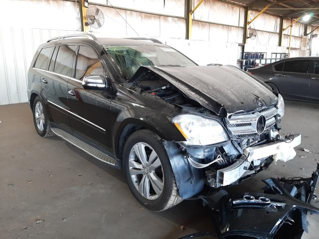 Salvage cars for sale from Copart Phoenix, AZ: 2010 Mercedes-Benz GL 450 4matic