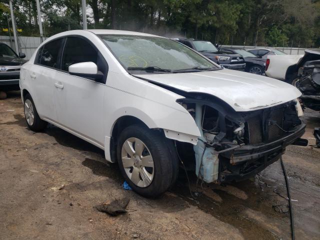 Salvage cars for sale from Copart Austell, GA: 2008 Nissan Sentra 2.0