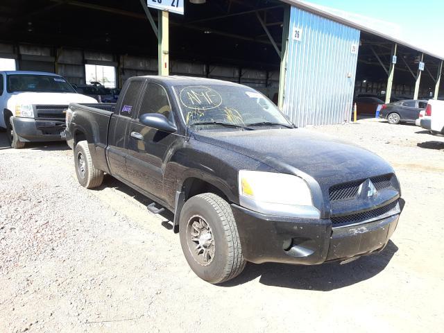 Salvage cars for sale from Copart Phoenix, AZ: 2007 Mitsubishi Raider LS