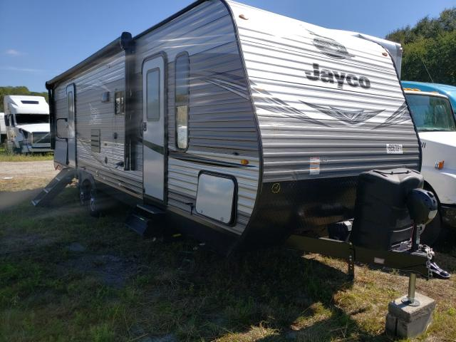 Jayco salvage cars for sale: 2021 Jayco Feather