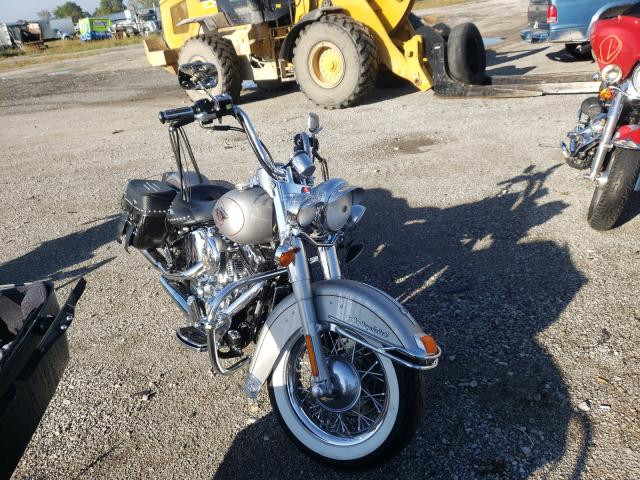 Salvage cars for sale from Copart Cicero, IN: 2009 Harley-Davidson Flstc