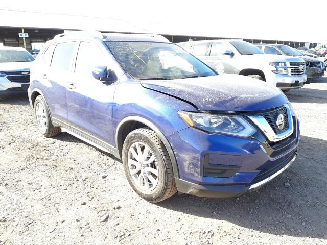 Salvage cars for sale from Copart Phoenix, AZ: 2018 Nissan Rogue S