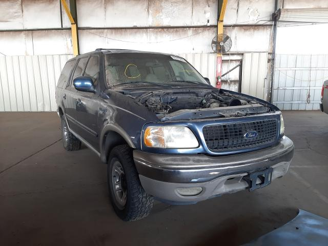 Salvage cars for sale from Copart Phoenix, AZ: 2002 Ford Expedition