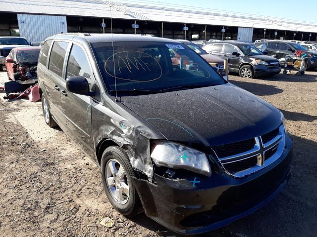 Salvage cars for sale from Copart Phoenix, AZ: 2012 Dodge Grand Caravan