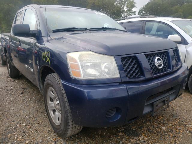 Nissan Vehiculos salvage en venta: 2006 Nissan Titan XE