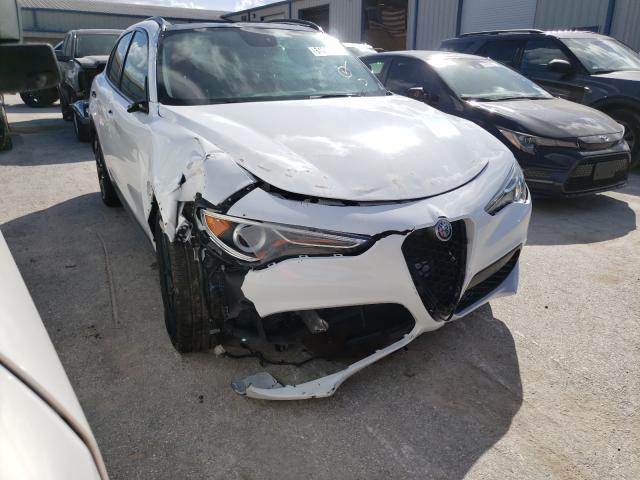 Alfa Romeo Stelvio Vehiculos salvage en venta: 2019 Alfa Romeo Stelvio