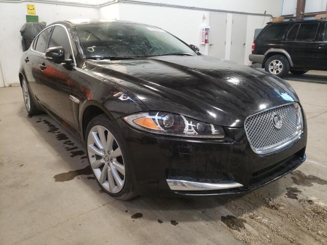Jaguar salvage cars for sale: 2013 Jaguar XF