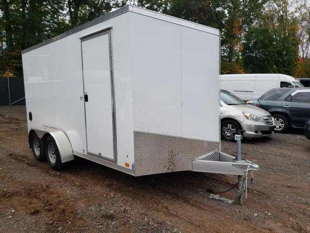 Salvage cars for sale from Copart New Britain, CT: 2022 Alumacraft Trailer