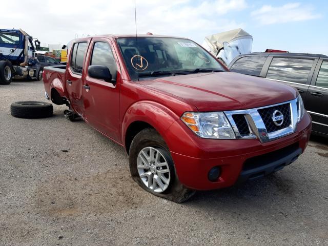 Salvage cars for sale at Tucson, AZ auction: 2016 Nissan Frontier S
