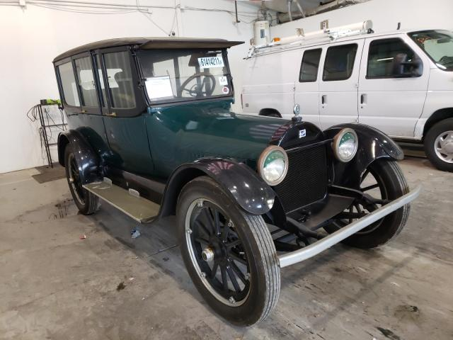 Salvage cars for sale from Copart Tulsa, OK: 1918 Buick Sedan