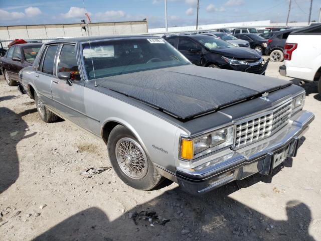 1985 Chevrolet Caprice CL en venta en Columbus, OH