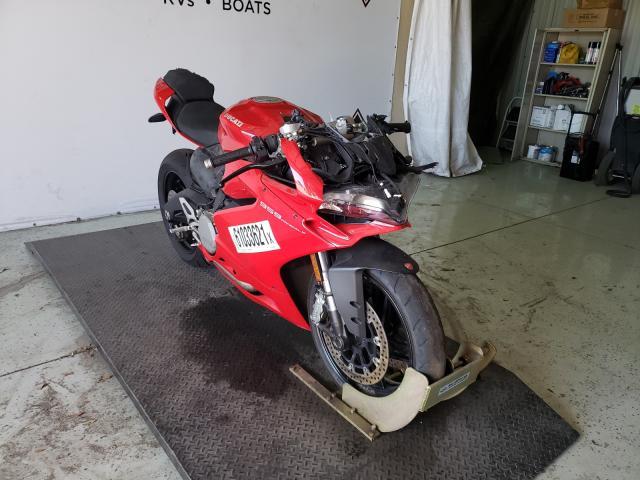 Ducati salvage cars for sale: 2017 Ducati Superbike