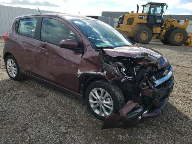 Vehiculos salvage en venta de Copart Bismarck, ND: 2021 Chevrolet Spark 1LT