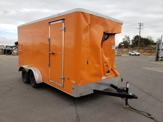 Salvage cars for sale from Copart Nampa, ID: 2020 Royal Tag Trailer