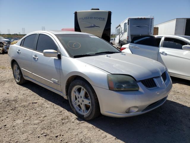 Salvage cars for sale at Tucson, AZ auction: 2004 Mitsubishi Galant GTS