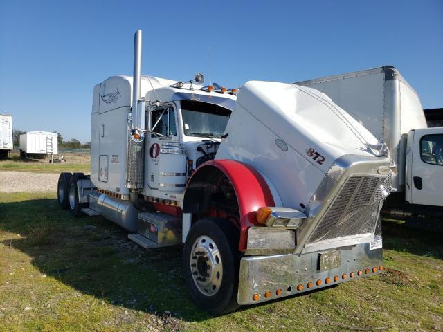 Salvage cars for sale from Copart Sikeston, MO: 1999 Peterbilt 379