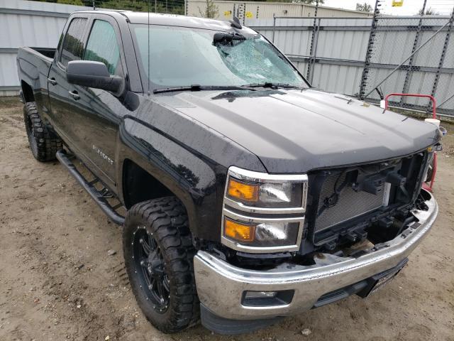 2015 Chevrolet Silverado en venta en Hampton, VA