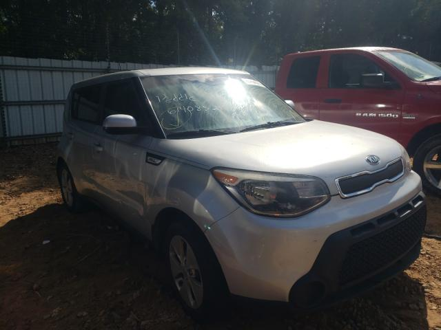 Salvage cars for sale from Copart Austell, GA: 2016 KIA Soul