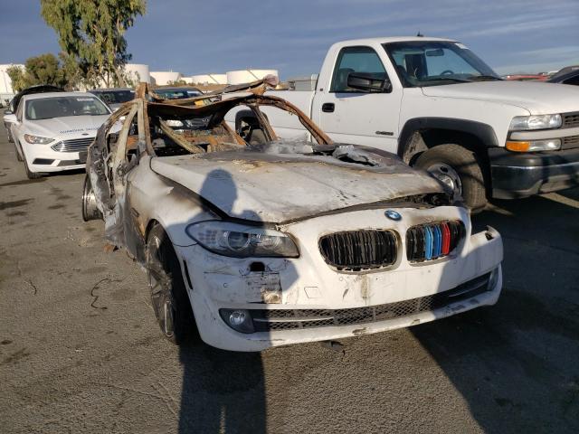 BMW Vehiculos salvage en venta: 2012 BMW 528 I