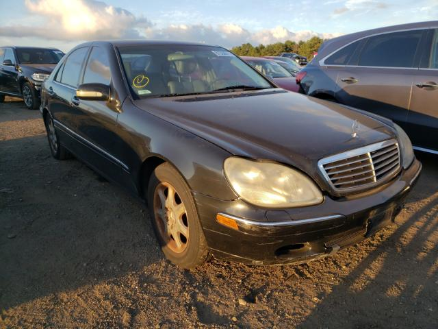 Mercedes-Benz S-Class salvage cars for sale: 2000 Mercedes-Benz S-Class