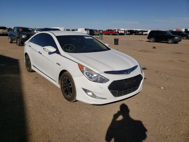 2015 Hyundai Sonata Hybrid en venta en Amarillo, TX