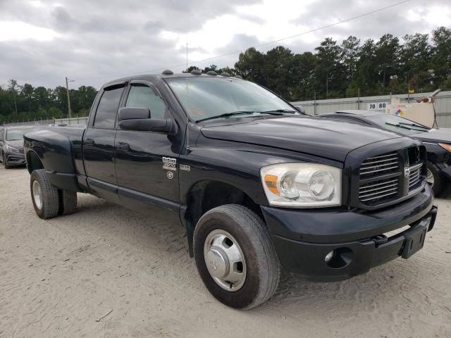 Salvage trucks for sale at Ellenwood, GA auction: 2007 Dodge RAM 3500 S