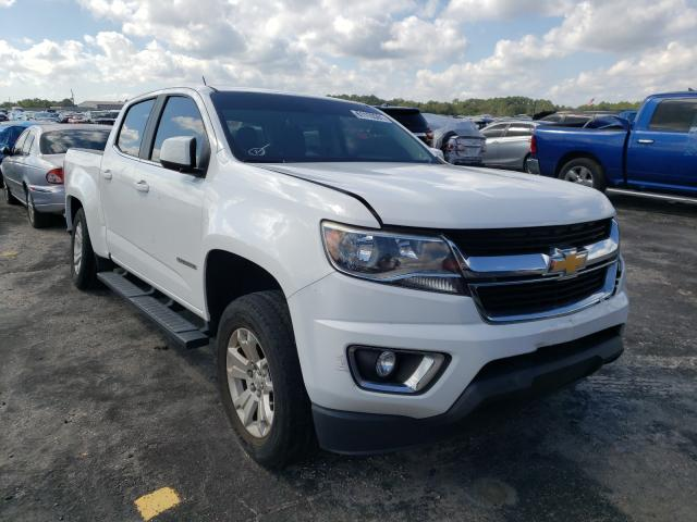 Salvage cars for sale from Copart Jacksonville, FL: 2016 Chevrolet Colorado L