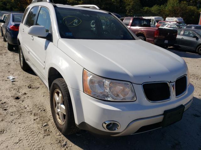 Pontiac Torrent salvage cars for sale: 2007 Pontiac Torrent
