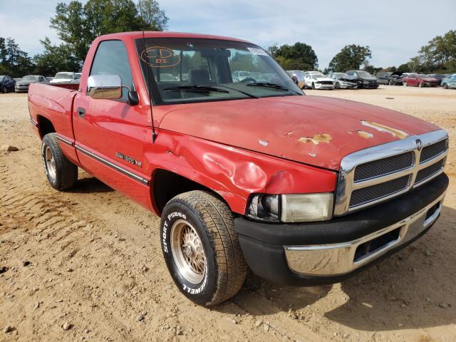 1996 Dodge RAM 1500 en venta en China Grove, NC