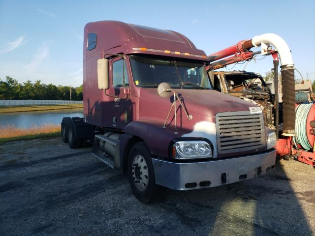Salvage cars for sale from Copart Jacksonville, FL: 2000 Freightliner Convention