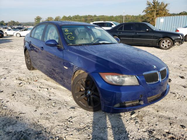 BMW salvage cars for sale: 2007 BMW 328 I