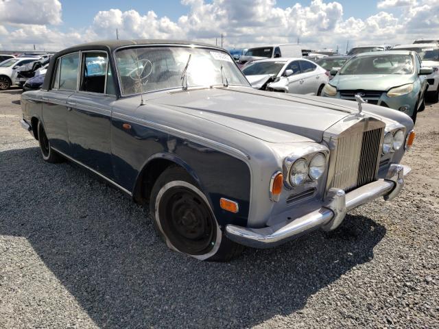 Rolls-Royce salvage cars for sale: 1972 Rolls-Royce Silver Shadow